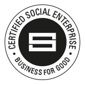 Certifed Social Enterprise badge
