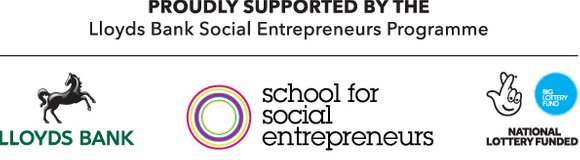 Lloyds Bank Social Entrepreneurs Programme badge