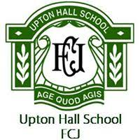 Upton Hall FCJ School logo